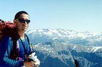 Gérard Aubac, accompagnateur montagne